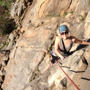 Rock Climbing in San Diego