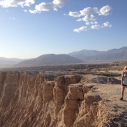 The Badlands, Anza Borrego