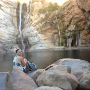 Cedar Creek Falls, Ramona