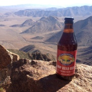 Summit Beer! Garnet Peak, San Diego County