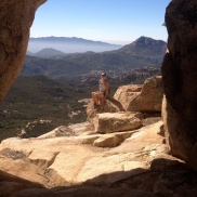 Lawson Peak, San Diego County