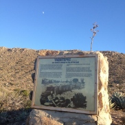 Ghost Mountain, Anza Borrego