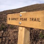 Garnet Peak, San Diego County