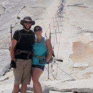 Half Dome Cables, Yosemite